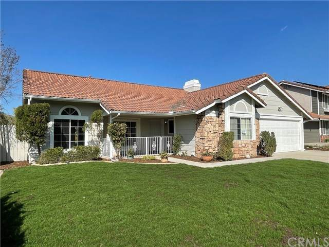 44114 Gallipoli Place, Hemet, CA 92544 (#IV21041777) :: Blake Cory Home Selling Team