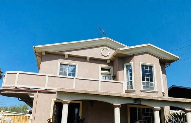 1175 W 204th Street, Torrance, CA 90502 (#SB21041167) :: Millman Team