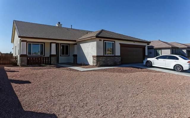 14300 Jeremiah Street, Adelanto, CA 92301 (#532591) :: Blake Cory Home Selling Team
