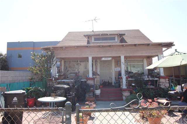 1712 E 41st Place, Los Angeles (City), CA 90058 (#RS21041839) :: Laughton Team | My Home Group