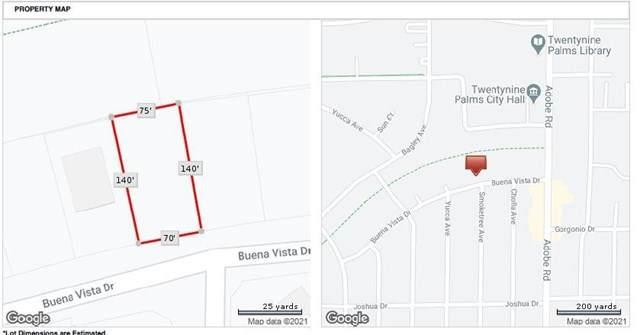 0 Buena Vista Drive, 29 Palms, CA 92277 (#219058087DA) :: Blake Cory Home Selling Team