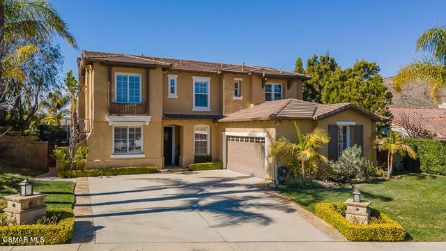 443 Via De La Luz, Newbury Park, CA 91320 (#221001046) :: A G Amaya Group Real Estate