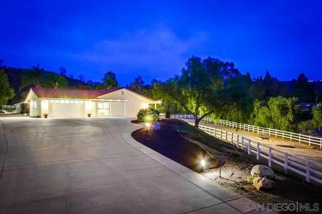 14545 Cedar Ridge Ct, Poway, CA 92064 (#210005233) :: Twiss Realty