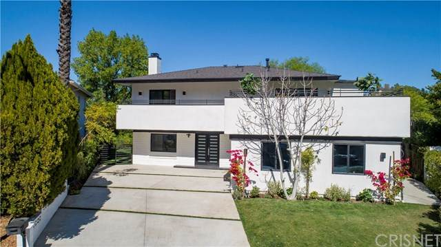 22623 Cavalier Street, Woodland Hills, CA 91364 (#SR21041378) :: Laughton Team | My Home Group