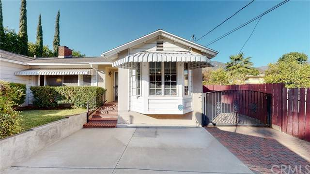 55 E Highland Avenue, Sierra Madre, CA 91024 (#AR21041935) :: The Parsons Team