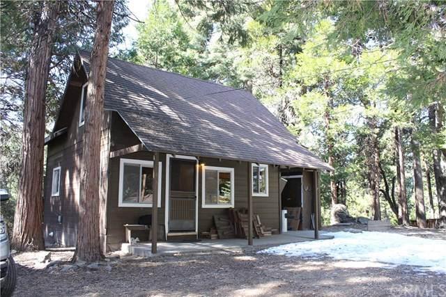 818 Burnt Mill Road, Lake Arrowhead, CA 92352 (#EV21041974) :: Zember Realty Group