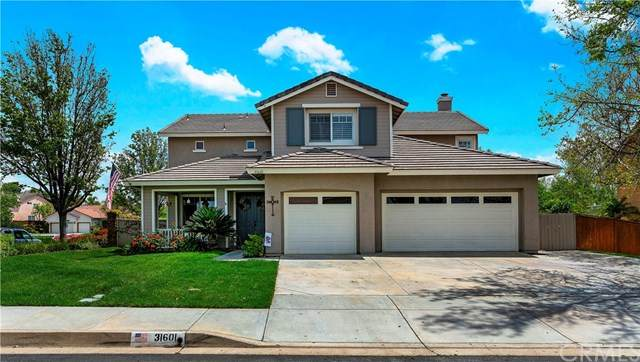 31601 Culbertson Lane, Temecula, CA 92591 (#SW21041970) :: Team Forss Realty Group