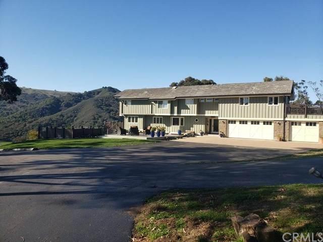 2970 Clark Valley Road, Los Osos, CA 93402 (#SC21041639) :: Zember Realty Group