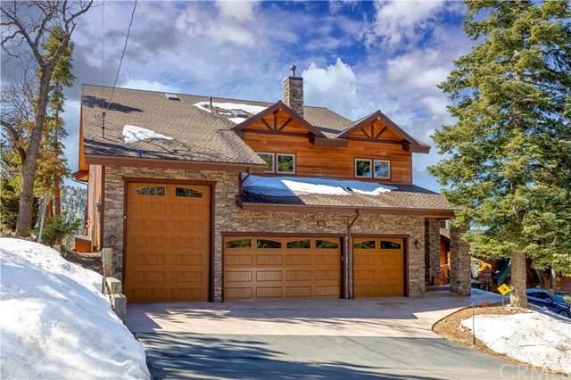 43369 Ridge Crest Drive, Big Bear, CA 92315 (#EV21041194) :: Veronica Encinas Team