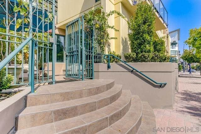 130 W Island Ave, San Diego, CA 92101 (#210005253) :: Power Real Estate Group
