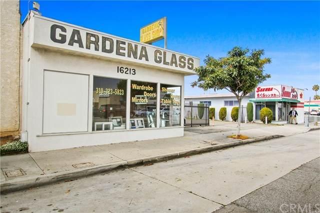 16213 Western, Gardena, CA 90247 (#SB21042063) :: The Houston Team   Compass