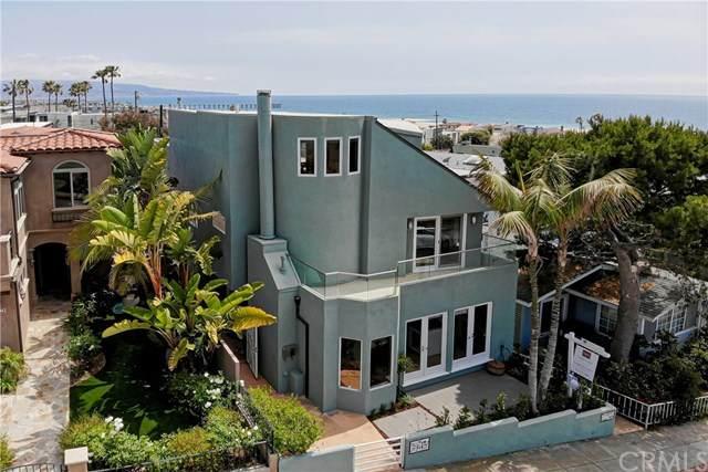 316 24th Street, Hermosa Beach, CA 90254 (#SB21042072) :: Millman Team
