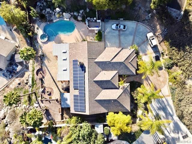 1827 Hidden Mesa Road, El Cajon, CA 92019 (#210005261) :: Power Real Estate Group