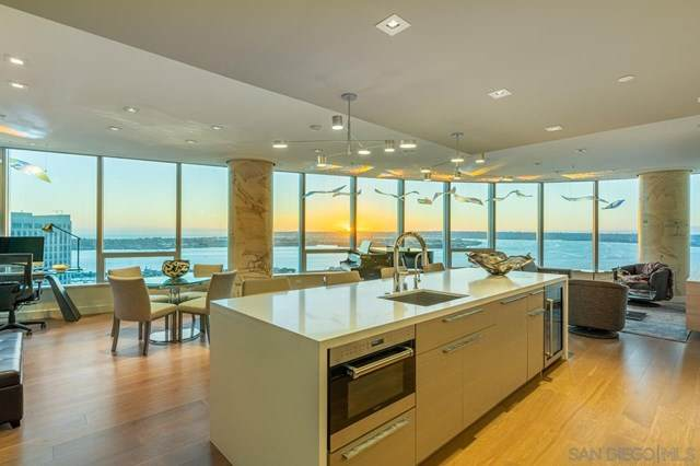888 W E St #2102, San Diego, CA 92101 (#210005275) :: Power Real Estate Group