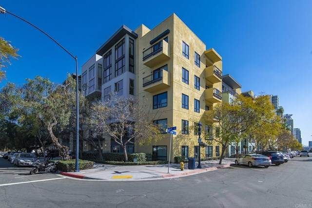889 Date Street #202, San Diego, CA 92101 (#NDP2102180) :: Power Real Estate Group