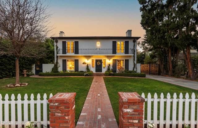 2186 San Pasqual Street, Pasadena, CA 91107 (#P1-3552) :: Brandon Hobbs Group