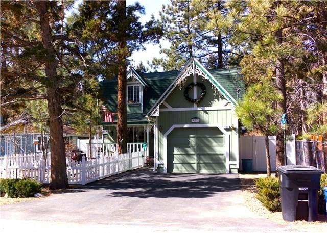 933 Peter Avenue, Big Bear, CA 92314 (#CV21039613) :: Veronica Encinas Team