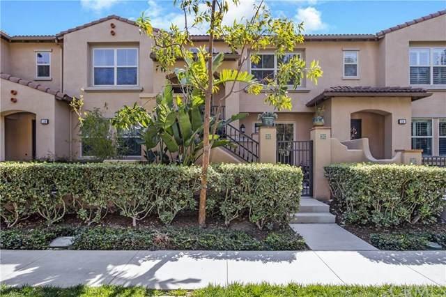 116 Hedge Bloom #74, Irvine, CA 92618 (#PW21042386) :: Brandon Hobbs Group