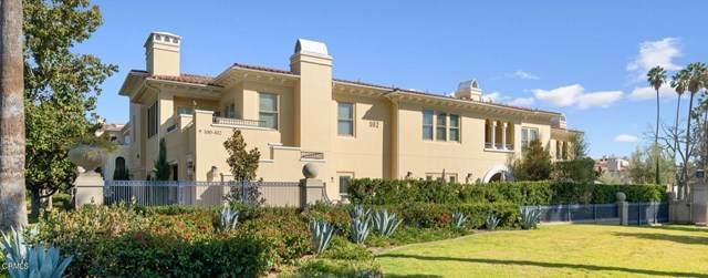 102 S Orange Grove Boulevard #105, Pasadena, CA 91105 (#P1-3555) :: Brandon Hobbs Group