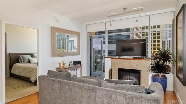 700 W E Street #905, San Diego, CA 92101 (#PTP2101367) :: Power Real Estate Group