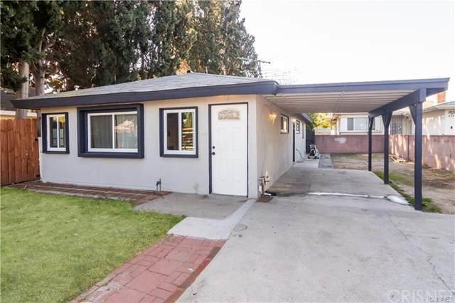 6641 Nagle Avenue, Valley Glen, CA 91401 (#SR21042690) :: Brandon Hobbs Group