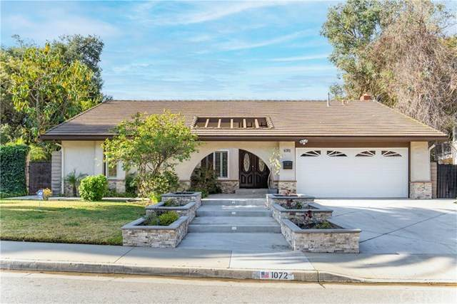 1072 Calle Carrillo, San Dimas, CA 91773 (#CV20245913) :: Millman Team