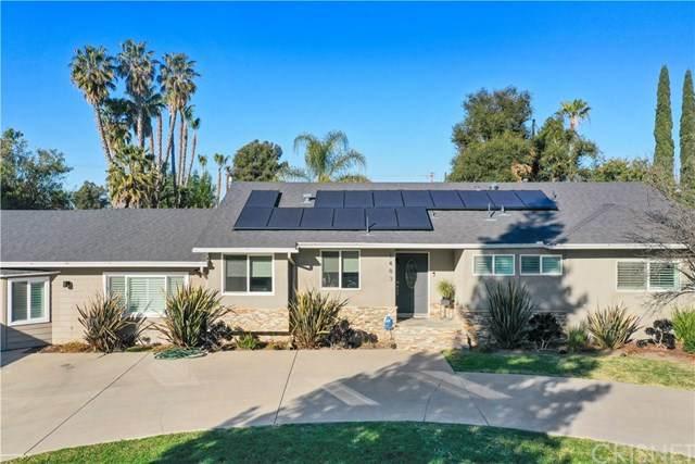 1483 Strawberry Hill Road, Thousand Oaks, CA 91360 (#SR21041019) :: The Najar Group