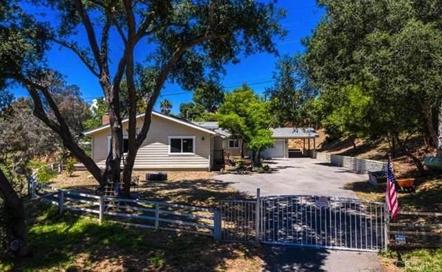 1162 Via Encinos, Fallbrook, CA 92028 (#NDP2102205) :: Veronica Encinas Team
