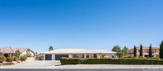 12755 Quail Vista Rd, Apple Valley, CA 92308 (#CV21042203) :: Brandon Hobbs Group