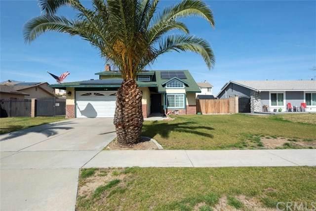 15640 Ramona Drive, Fontana, CA 92336 (#OC21042807) :: The Alvarado Brothers