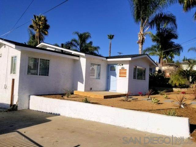 7780 Orien Ave, La Mesa, CA 91941 (#210005353) :: Steele Canyon Realty