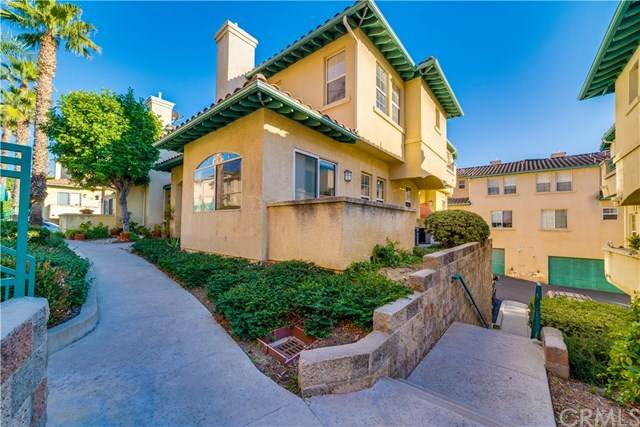 3711 Baldwin Street #502, Los Angeles (City), CA 90031 (#CV21041241) :: Go Gabby