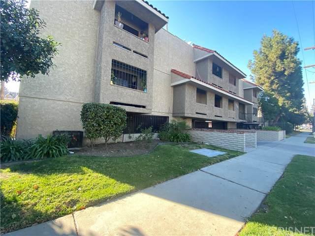 7061 Kester Avenue B, Van Nuys, CA 91405 (#SR21042913) :: Crudo & Associates