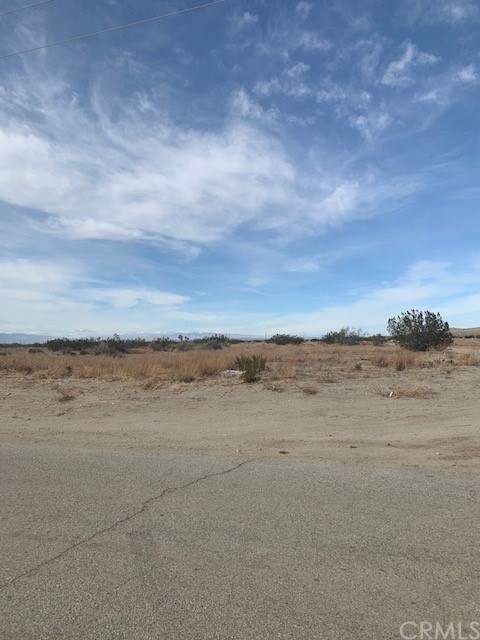 123 Vac/Cor Avenue R Drt /123Rd, Sun Village, CA 93543 (MLS #CV21042982) :: Desert Area Homes For Sale