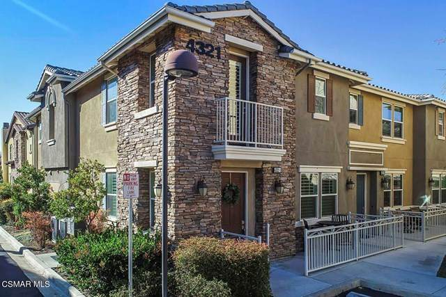 4321 Green Pasture Lane #1, Simi Valley, CA 93063 (#221001073) :: eXp Realty of California Inc.