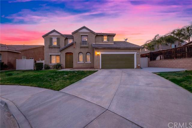 14651 Round Leaf Road, Moreno Valley, CA 92555 (#CV21042931) :: McKee Real Estate Group Powered By Realty Masters & Associates