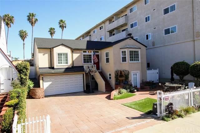 726 Esplanade, Redondo Beach, CA 90277 (#SB21042044) :: Compass