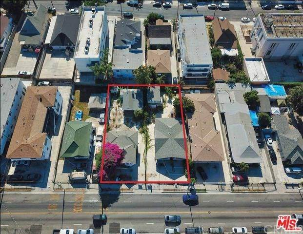 1123 S Normandie Avenue, Los Angeles (City), CA 90006 (#CV21040407) :: Compass