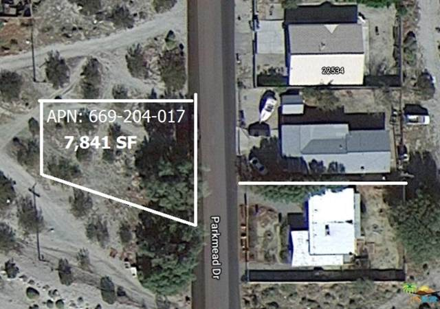 0 Parkmead Drive, 331 - North End Palm Springs, CA 92262 (#21698878) :: Compass