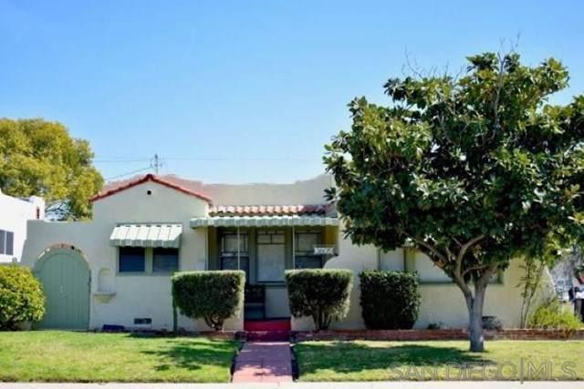 3605 33rd, San Diego, CA 92104 (#210005414) :: Koster & Krew Real Estate Group   Keller Williams