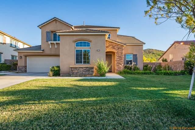 31176 Durham Drive, Menifee, CA 92584 (#219058183PS) :: Better Homes and Gardens Real Estate Vogler Feigen