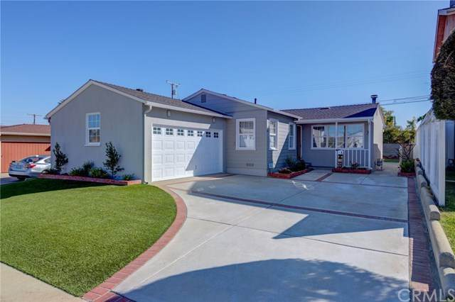 5426 W 141st St, Hawthorne, CA 90250 (#SB21034668) :: Bathurst Coastal Properties
