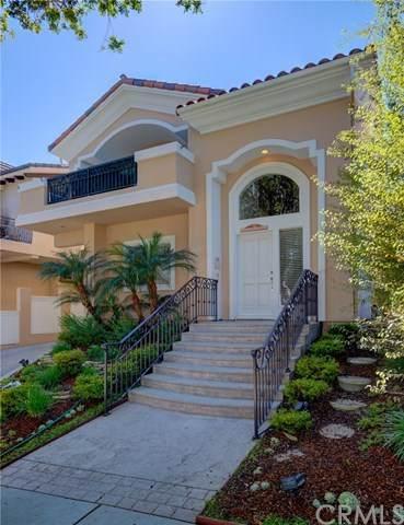 525 N Lucia Avenue A, Redondo Beach, CA 90277 (#SB21043497) :: Wendy Rich-Soto and Associates