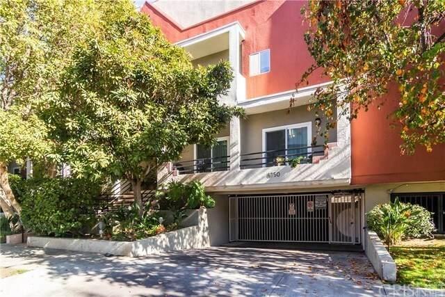 4350 Stern Avenue #14, Sherman Oaks, CA 91423 (#SR21043595) :: The Brad Korb Real Estate Group