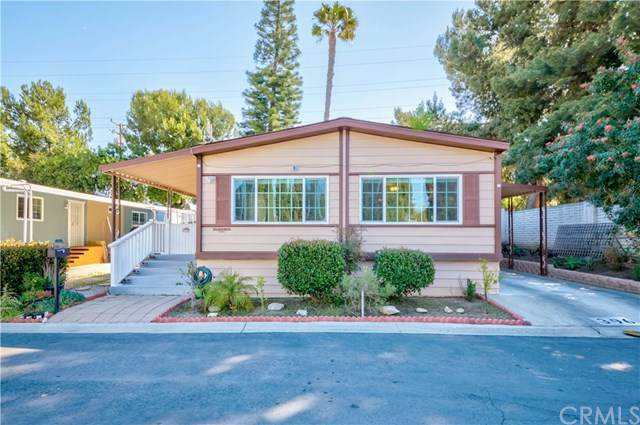 17701 Avalon Boulevard #396, Carson, CA 90745 (#SB21043645) :: American Real Estate List & Sell