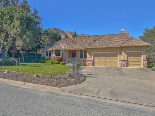 23530 Pine Canyon Road, Salinas, CA 93908 (#ML81832143) :: Necol Realty Group