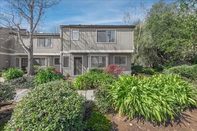435 Alberto Way #5, Los Gatos, CA 95032 (#ML81832137) :: The Laffins Real Estate Team