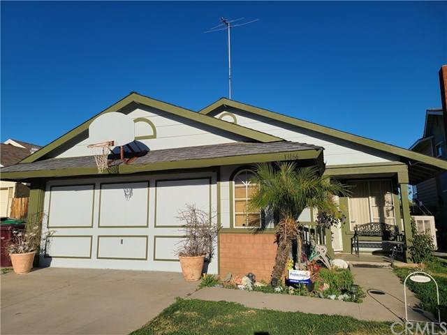 13166 Pocono Court, Moreno Valley, CA 92555 (#IV21043805) :: McKee Real Estate Group Powered By Realty Masters & Associates