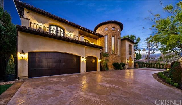 5359 Oak Park Avenue, Encino, CA 91316 (#SR21043786) :: The Laffins Real Estate Team