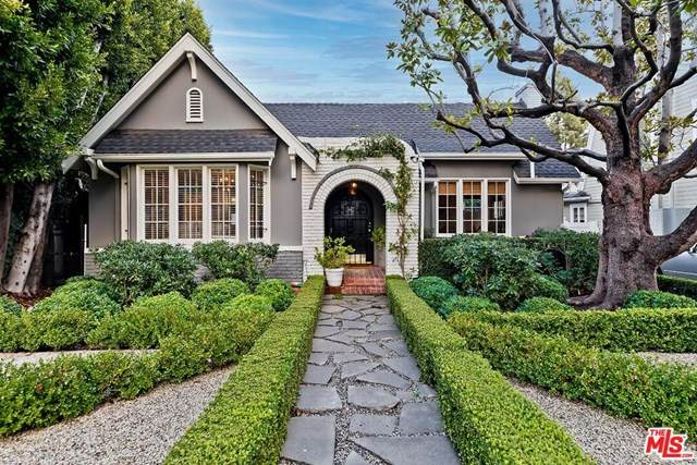 156 S Arden Boulevard, Los Angeles (City), CA 90004 (#21699134) :: The Laffins Real Estate Team